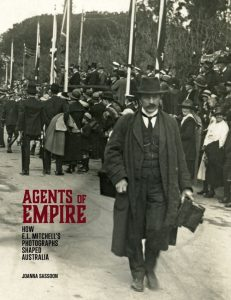 Agents of Empire book cover